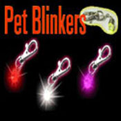 Blinker Light for Dog Collar