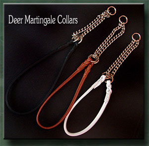 Deer Leather Bling