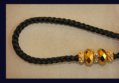 Beaded Dog Lead, Beaded Dog Leash