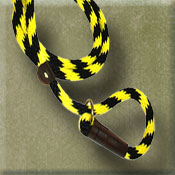Round Nylon Dog Leash