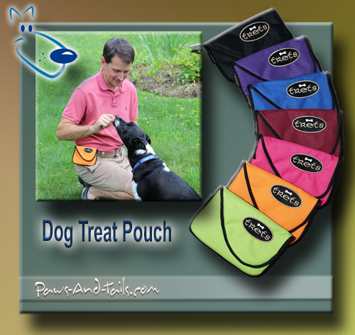 Treat Bag Pouch for Dogs